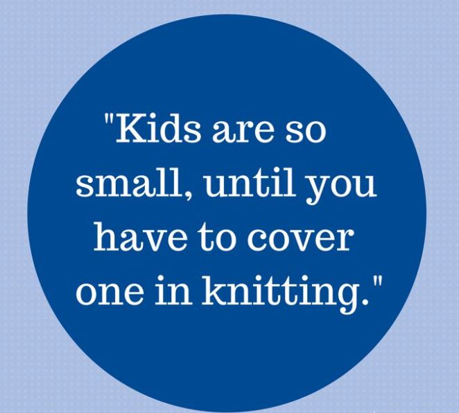 Kids Are Small Until